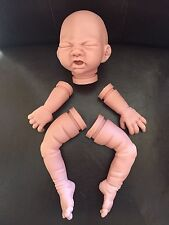 "RARE! Unpainted Reborn Doll Kit For ""TRISTA"" by T. Quinn"
