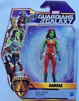 "Gamora Marvel Guardians of the Galaxy Animated Figure Hasbro 5"" New NIP"