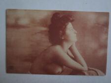 Femme nue nu seins nus sexy érotique érotisme