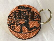 Grant Hill Wilson Leather Patch Keychain