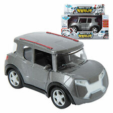 MICA TOBOT Evolution X Shield en Gris Metal Mini Coche de Juguete de animación Coreana