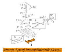 Genuine Toyota Avalon Camry Solara Exhaust Tank//Heat Shield 77631-06060