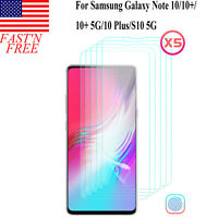 For Samsung Galaxy Note 10/10+/10+ 5G/Note 10 Plus/S10 5G Soft Screen Protector