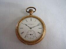 Antique ELGIN NATIONAL WATCH CO. U.S.A. Pocket Watch 15 Jewels