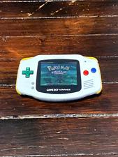 Gameboy Advance Nintendo GBA Custom Painted