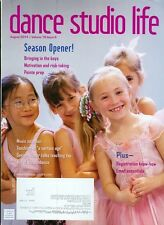 2014 Dance Studio Life Magazine: Season Opener/Boy's Programs/Savion Glover