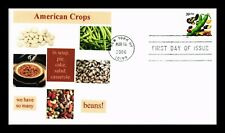 DR JIM STAMPS US AMERICAN CROPS BEANS LIMITED EDITION FIRST DAY COVER