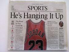 MICHAEL JORDAN AIR DENNIS RODMAN THE WORM CHICAGO BULLS VINTAGE COLLECTABLE NBA