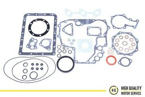 Full Gasket Set, Without Head Gasket For Kubota 16873-99354, 16863-99366, D722