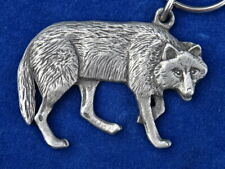 SUPERBE / Very nice & TOP ! PORTE-CLES / Key ring - LOUP / Wolf
