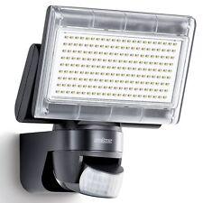 STEINEL XLED home 1 - Sensor LED - Außenstrahler Strahler - 6700 Kelvin SCHWARZ