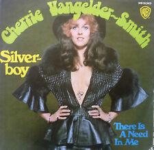 """7"""" 1973 IN MINT- ! CHERRIE VANGELDER-SMITH : Silverboy"""