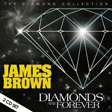 James Brown - Diamonds Are Forever (2017)  2CD  NEW/SEALED  SPEEDYPOST