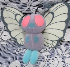"Nintendo Pokemon Butterfree 5"" Beanbag Plush Hasbro"