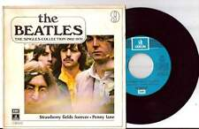 "The Beatles ‎– Strawberry Fields Forever #9 7""/45 RPM SPAIN POP & BEAT 1976 RARE"