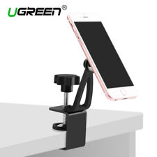 Ugreen Magnetic Desk Phone Holder Stand 360° For iPhone 8 7 6 Samsung S9 S8 LG