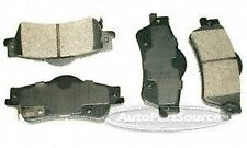 VGX MF1352 Semi-Metallic Disc Brake Pad, Rear