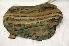 USMC Gen 2 Digital MARPAT ILBE Main Pack Lid Dust Cover Woodland Very Good