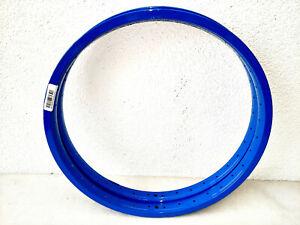 NOS Vintage HJC BMX ALU Rims 36h BLUE GT ELF COOK SCHWINN WEBCO HARO TNT HUTCH