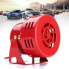 110dB 12V Car Truck Alarm Police Fire Loud Speaker PA Siren Horn MIC System
