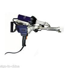 Plastic Extrusion Welding Machine Hot Air Welder Gun Extruder Booster EX3 AC220V