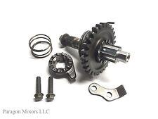 00#2 99 00 Suzuki RM125 RM 125 Engine Kick Start Shaft Gear Spindle Ratchet
