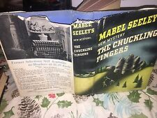 The Chuckling Fingers by Mabel Seeley's  book league of america 1941