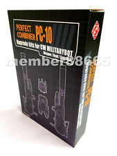 Perfect Effect PC-10 Militarybot Bruticus Upgrade Set Combiner Wars Transformers