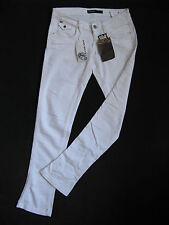 Miss Sixty Jeans Denim Stretch W29/L34 slim fit x-low waist swarovski crystals