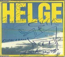 HELGE SCHNEIDER & The FIREFUCKERS / COPACABANA - MAXI-CD 1999 * NEU *
