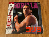 Raw Deal Gorilla (1986) [SF078-5155] JAPAN Ver LaserDisc Laser Disc LD