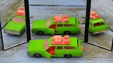 Matchbox Mercury SW verte, plutôt bon état général, alentours du 1/50e