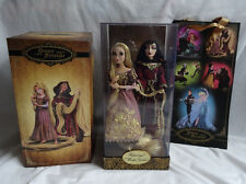 Disney Designer Fairytale Collection Doll Rapunzel & Mother Gothel Hero Villain