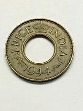 1944 India 1 Pice AU #10569