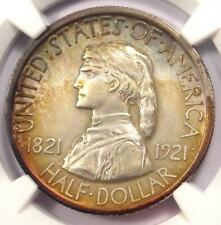 1921 Missouri Half Dollar 50C Coin - NGC Uncirculated Details (UNC MS BU)!