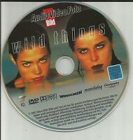 Wild Things / AVF-Bild-Edition 04/04 / DVD-ohne Cover