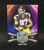 2019 Sage Hit Noah Fant RC Premier Draft All Rookie Team #133 Denver Broncos