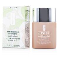 NEW Clinique Anti Blemish Solutions Liquid Makeup (# 03 Fresh Neutral) 30ml/1oz