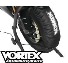 Vortex Tire Warmers 180/200 Front or Rear Tires Motorcycle Track Day TW101 -NEW
