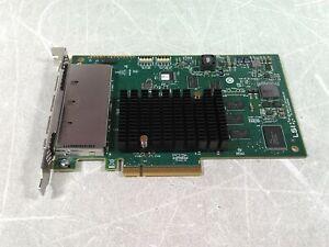 LSI SAS9201-16e PCIe x8 4 Port 6Gb SAS Host Bus Adapter