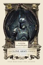 William Shakespeare's The Clone Army Attacketh von Ian Doescher (2015, Gebundene Ausgabe)