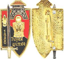TUYEN - QUANG, 1885, EOR EAG, date sur noir, doré, Destree 4120 (0050)
