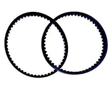 2 *New Replacement Rubber BELTS* Hoover Brushroll Linx Ch20110 12-01942002