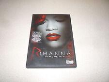 RIHANNA LOUD TOUR LIVE AT THE 02 DVD