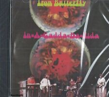 Iron Butterfly - In-A-Gadda-Da-Vida - Hard Rock Pop Music Cd