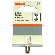 Bosch GLI PLI 12V 14.4V DW906 DW904 EY3794B10 Work Torch Light Bulb 2609200306