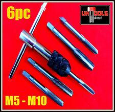6PC TAP WRENCH SET T HANDLE BITS SETS M5 M6 M7 M8 M10