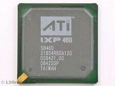 5x NEW ATI IXP460 SB460 218S4PASA12G Chipset with Lead Solder Balls