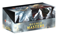 MTG Double Masters Booster Box Sealed 2 box toppers SHIPS 8/07/2020 Magic
