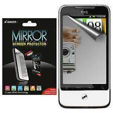 AMZER Mirror Screen Protector Guard with Cleaning Cloth for HTC Legend